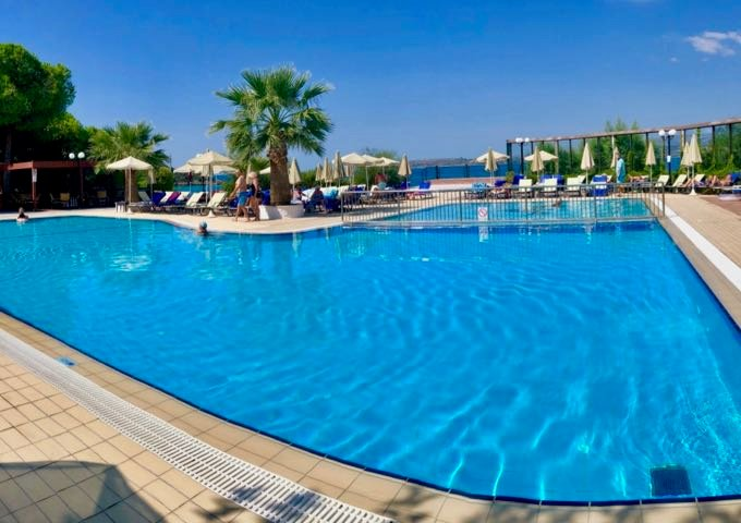 Best resort hotel in Lassi, Kefalonia