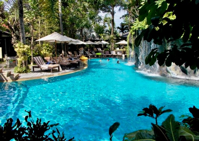 Review of Padma Resort Legian in Bali.