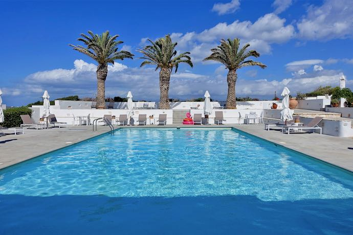 Kallisti Rooms and Apartments in Paros