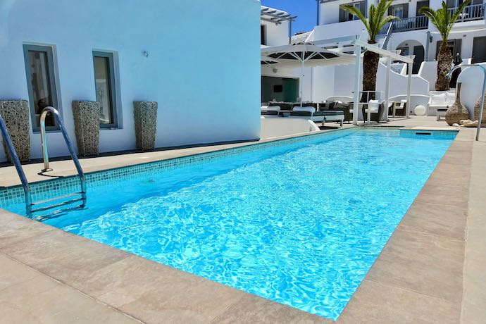 Lilly Residences in Paros