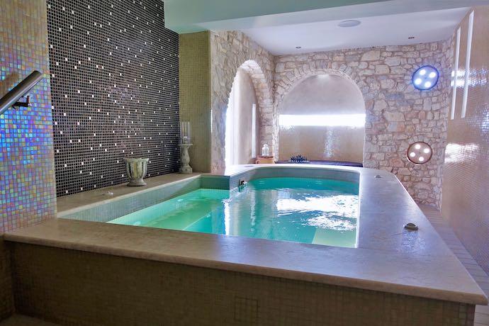 Paliomylos Spa Hotel in Paros