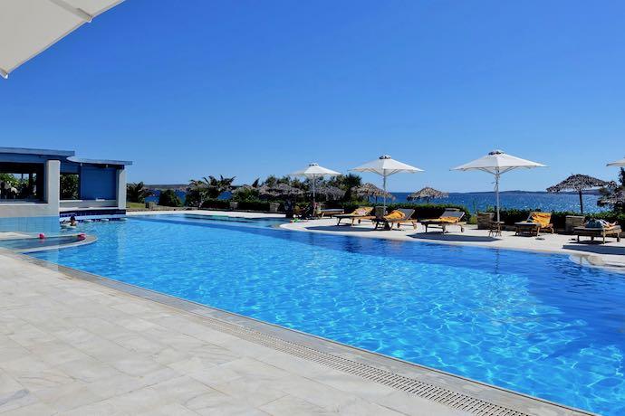 Poseidon of Paros Hotel in Paros
