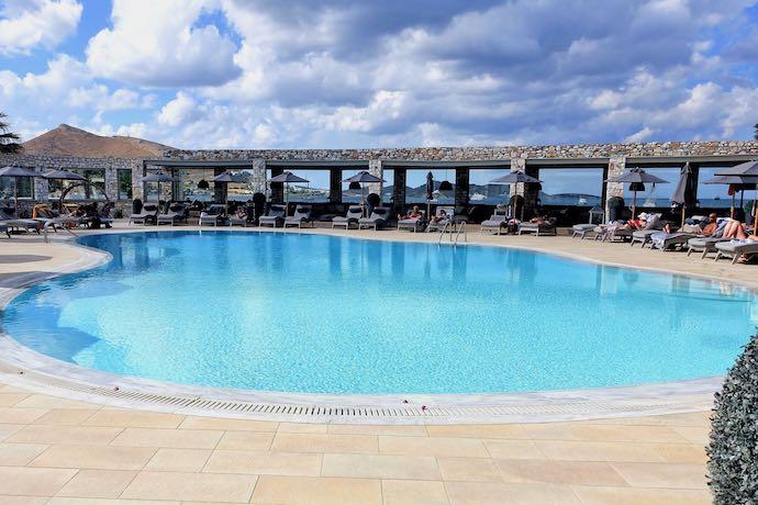 Saint Andrea Hotel in Paros