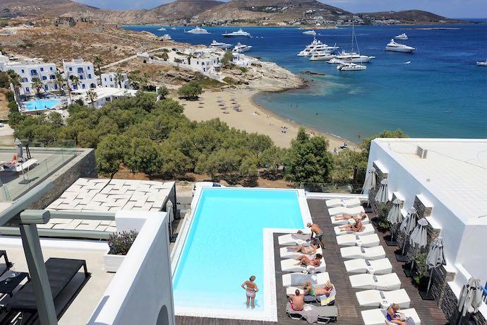Hotel Senia in Paros