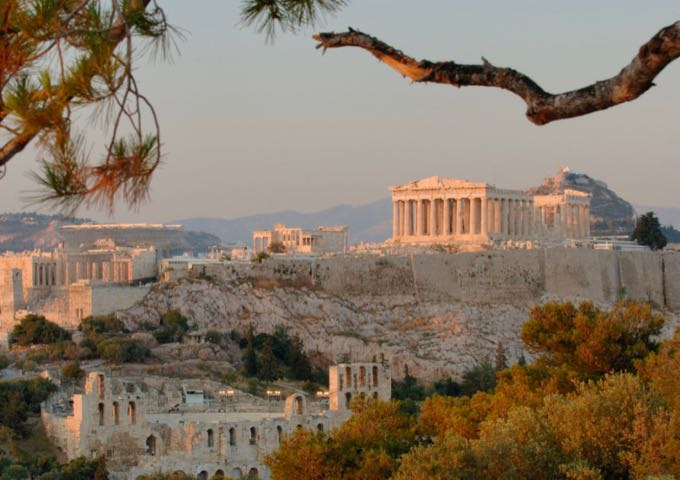 when to visit Athens