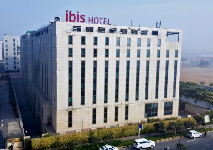 Review of Ibis New Delhi Aerocity Hotel in Delhi, India.