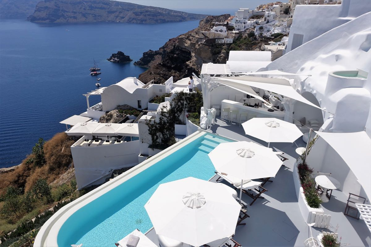 Picture of Santorini Luxury Hotel.