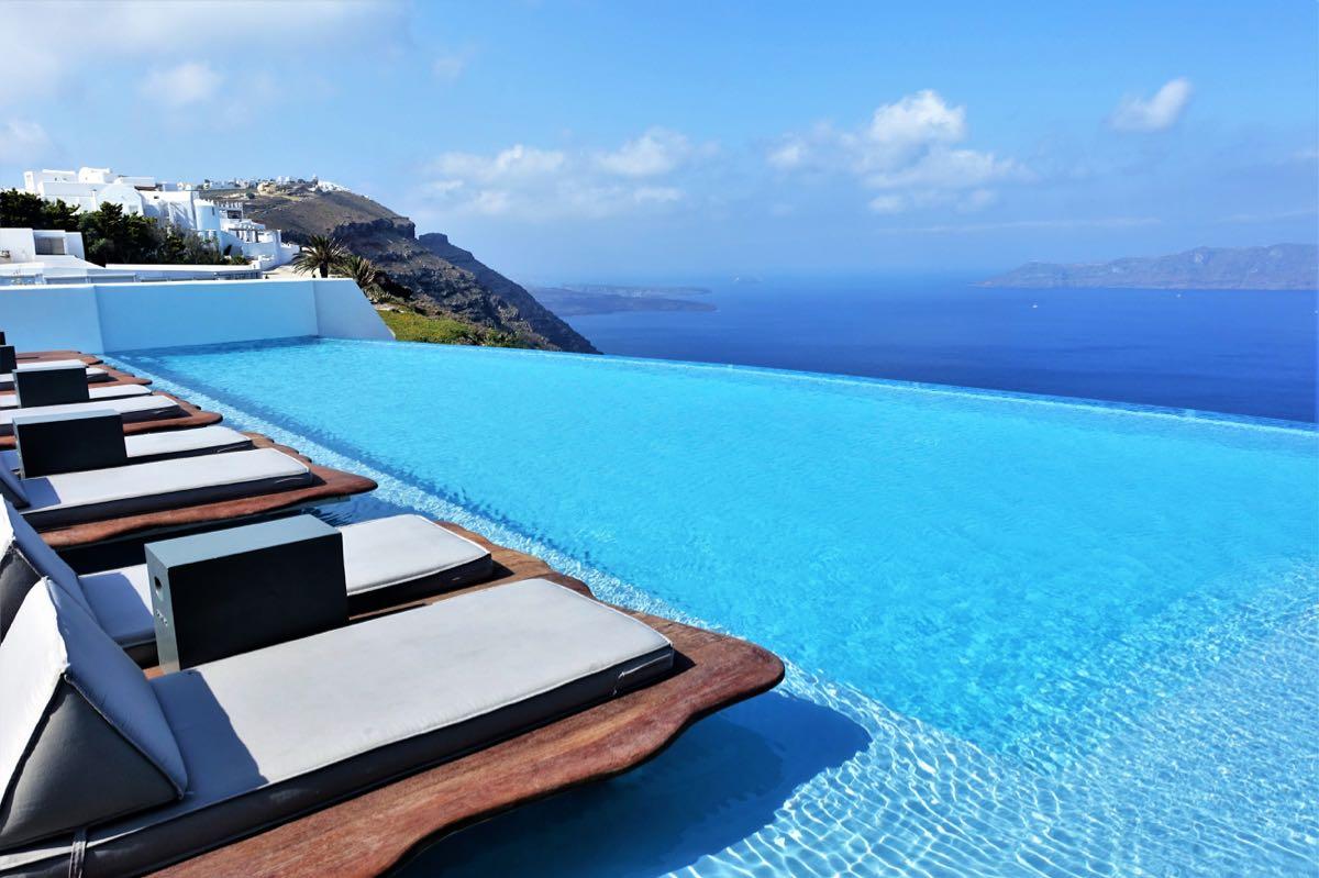 Picture of Santorini Luxury Hotel.