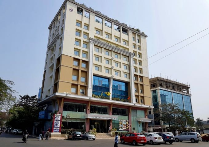 Review of Hotel De Sovrani in Kolkata, India.
