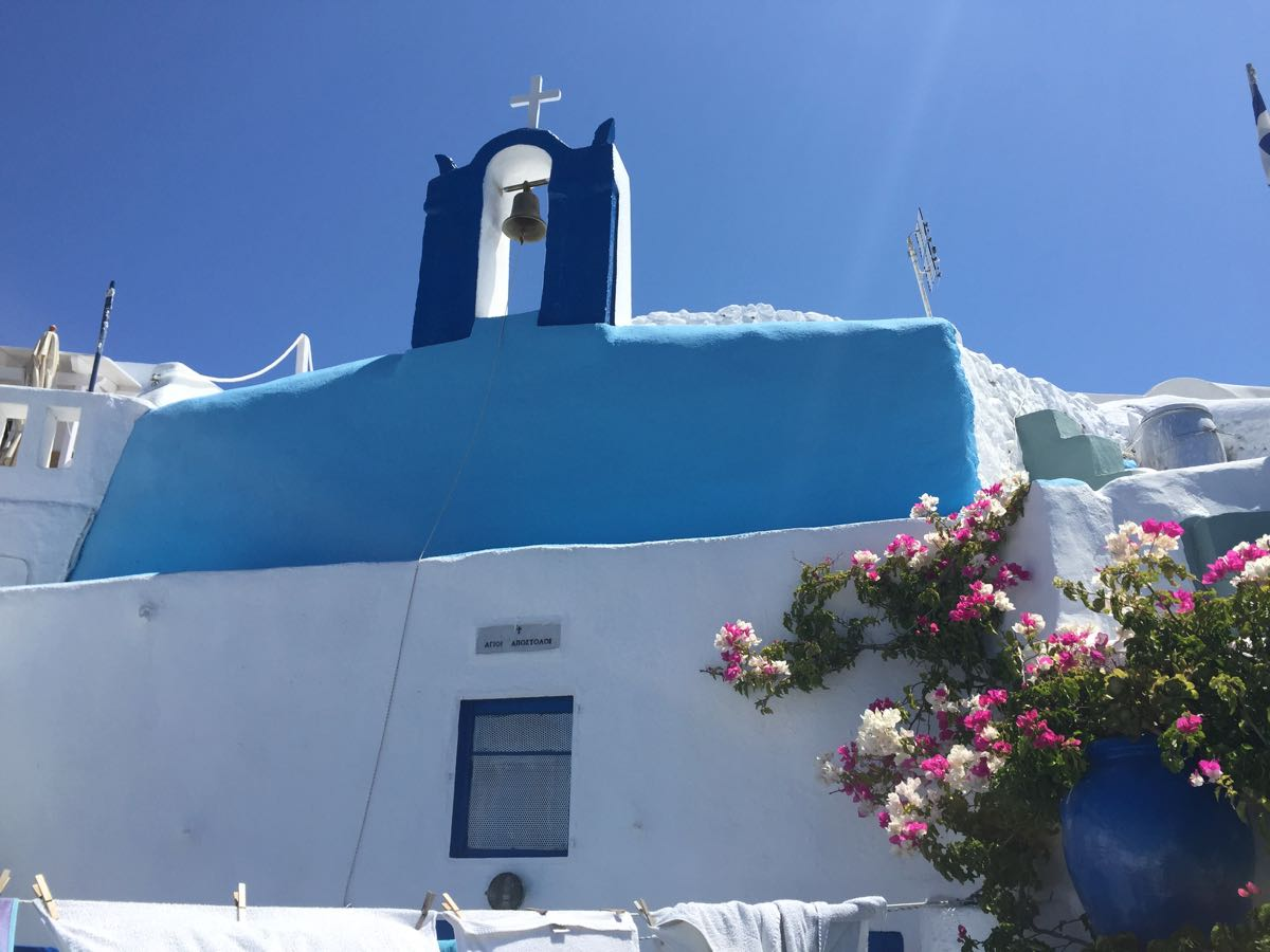 Santorini Greece Image