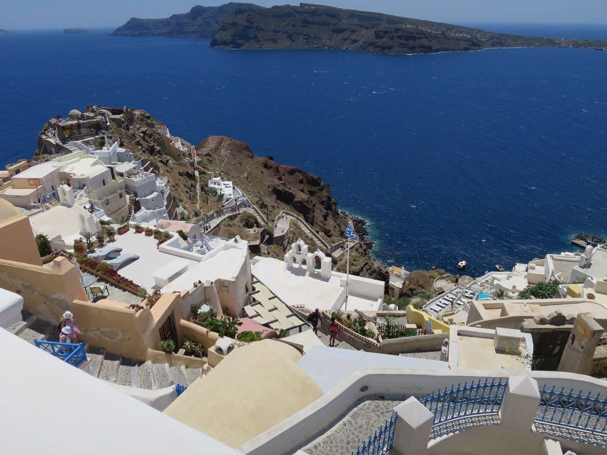 Santorini Greece Image