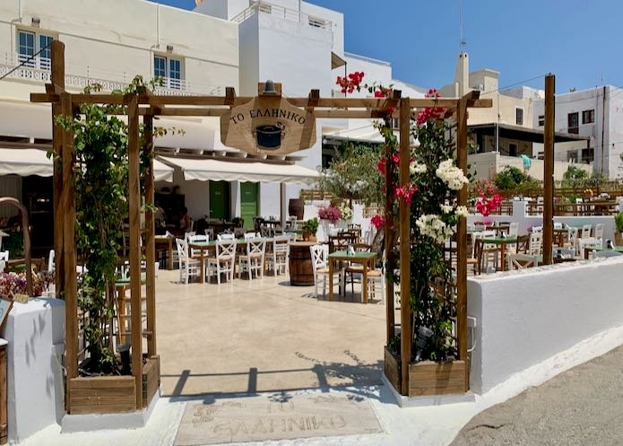 Best Places to Eat in Naxos Town.