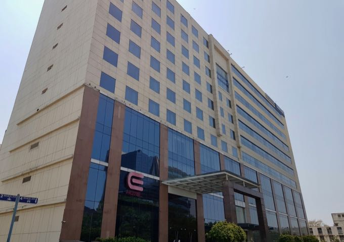 Review of E Hotel in Chennai, India.