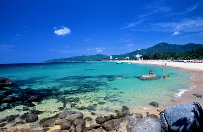 Best Beach Towns to Stay in Phuket, Thailand