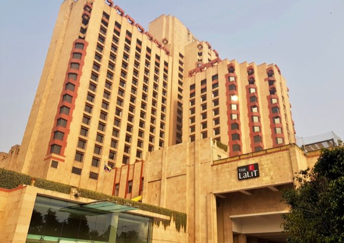The LaLiT New Delhi Hotel in India