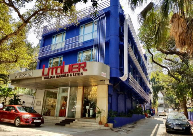 Review of Hotel Kemps Corner in Mumbai, India.