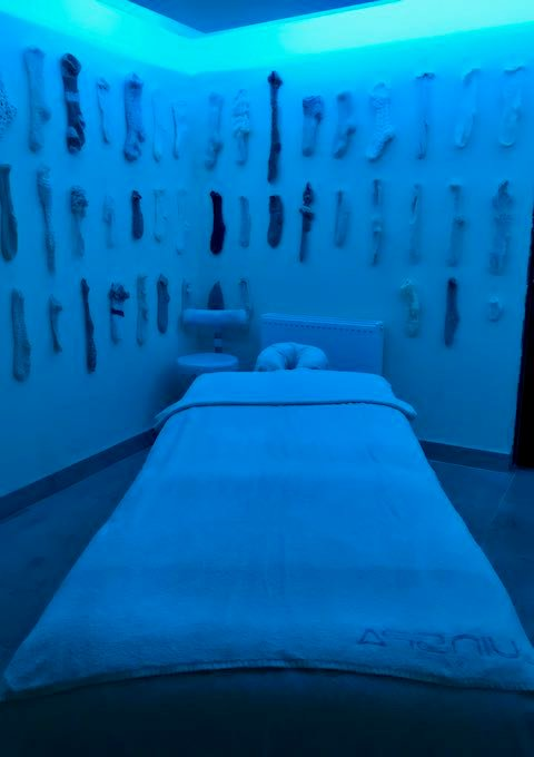 Spa 15 has 4 individually styled treatment rooms.
