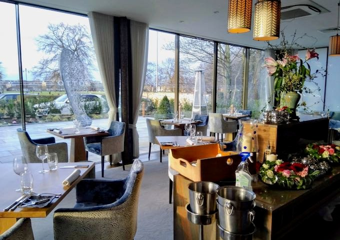 Cotto at the Gonville Hotel offers exceptional fine dining.