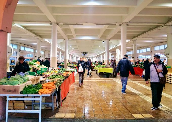Marché Forville is Cannes' best food market.