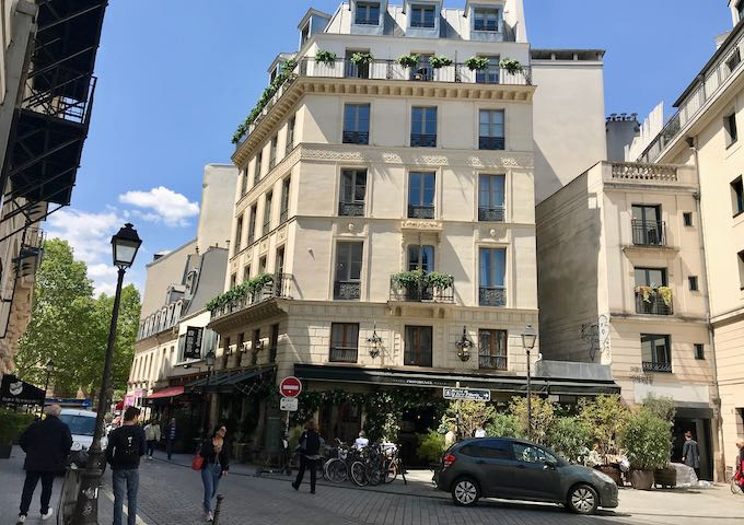 Review of Hotel Providence in Paris, France.
