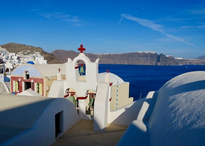 Itinerary for Greek Islands