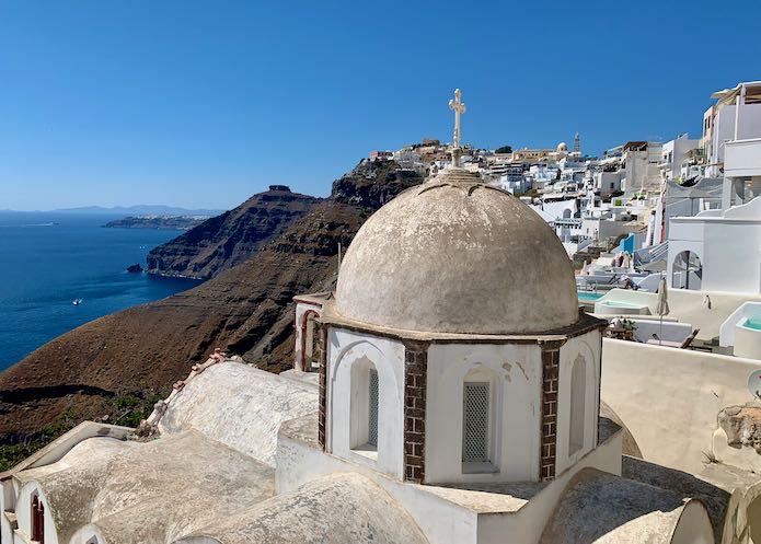 Itinerary for the Greek Islands
