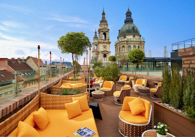 Aria Hotel in Budapest.
