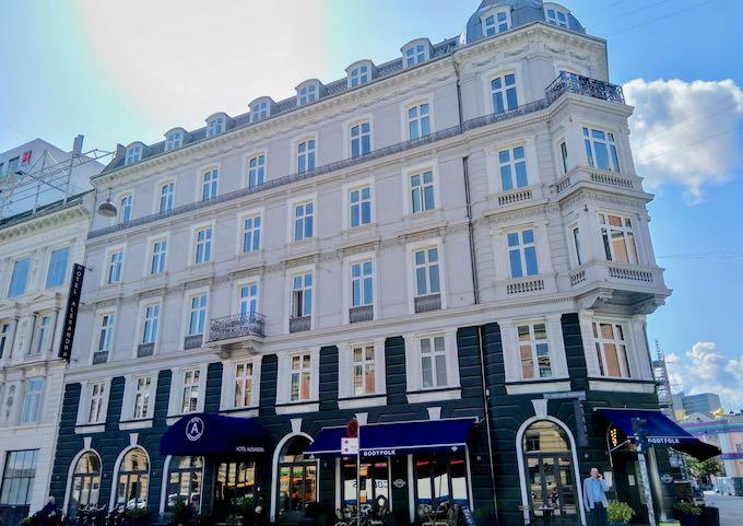Review of Hotel Alexandra in Copenhagen, Denmark.