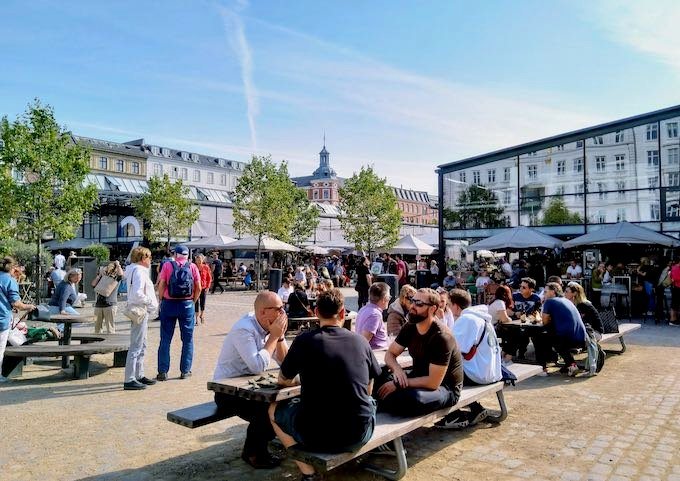 Torvehallerne is the best food market in town.
