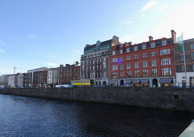 Review of The Clarence hotel in Dublin, Ireland.