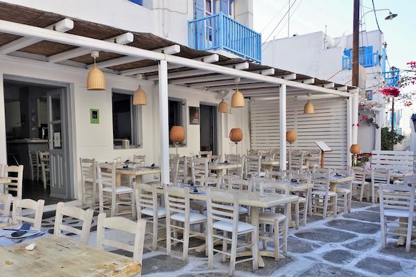 Funky Kitchen is the best restaurant in Mykonos