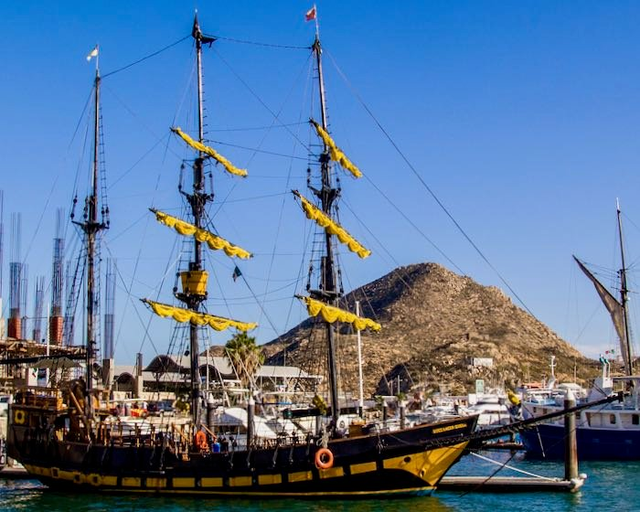 Los Cabo Boat Tour for Kids