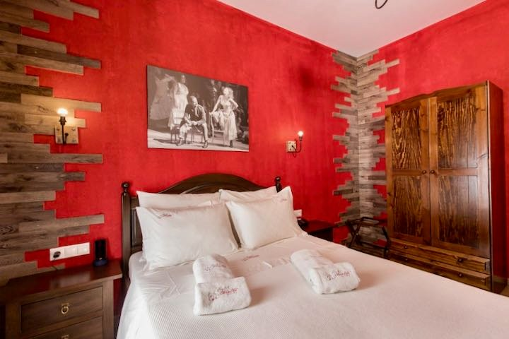 Boutique hotel close to Meteora.