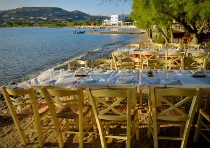 Ephessus Restaurant in Parikia, Paros