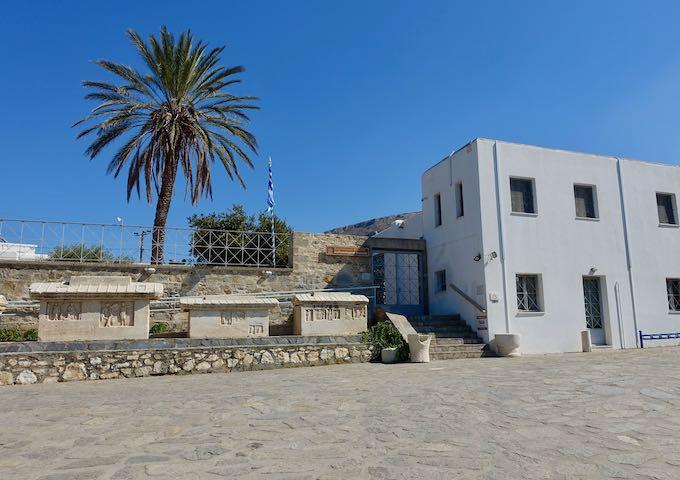The Archaeological Museum of Paros in Parikia