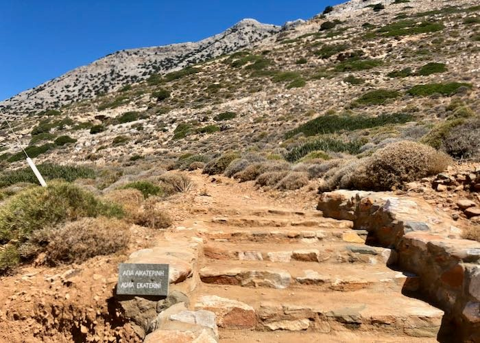 Best Greek Island for Hikes