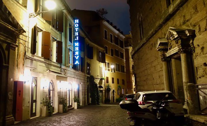 Nerva Boutique Hotel in Rome