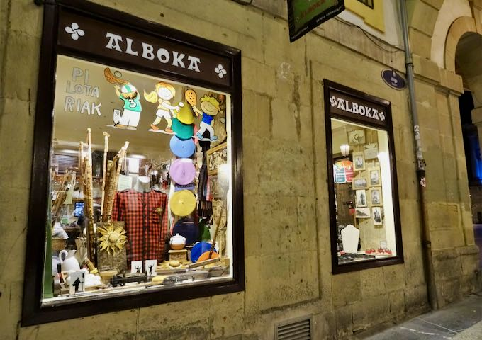 Alboka sells quirky souvenirs.