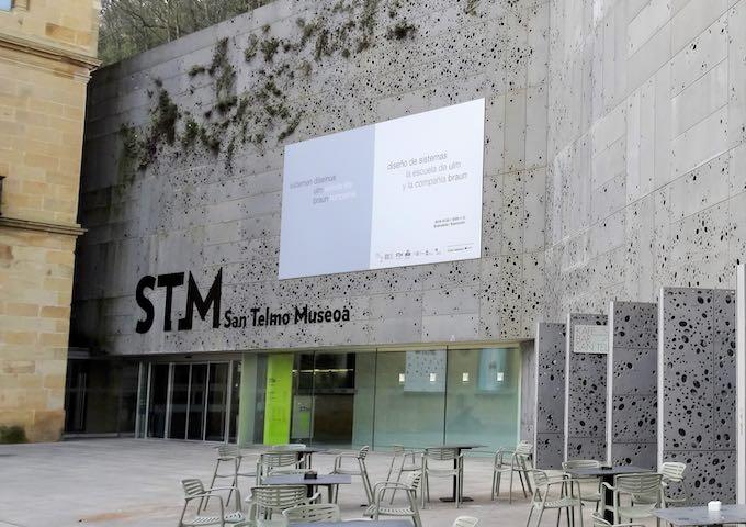 San Telmo Museum is a must-visit.