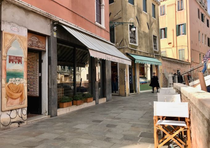 Enoteca Ai Aristi serves seasonal Veneto dishes.