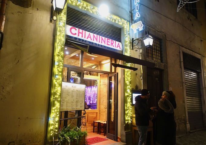 Trattoria dall Oste in Florence's City Center