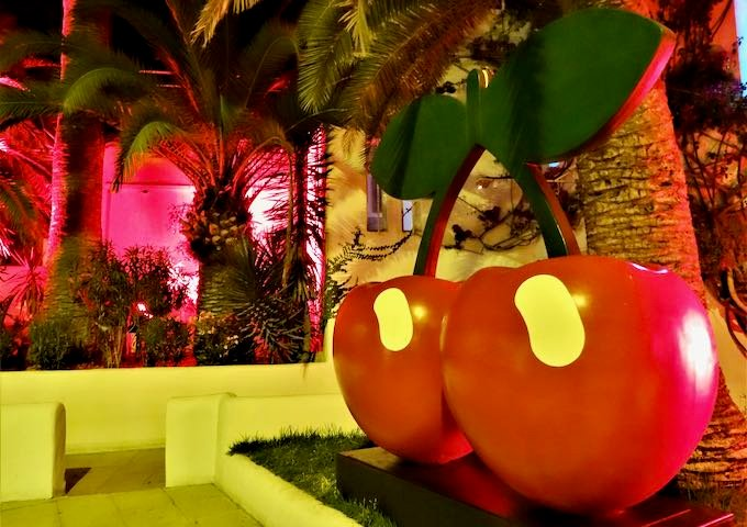 Pacha is a world-famous superclub.