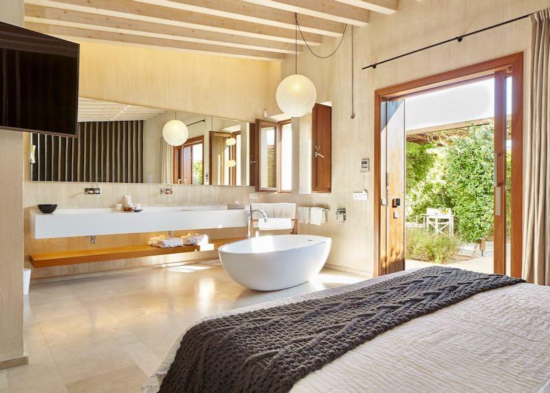 Review of Xereca Hotel in Ibiza, Spain.
