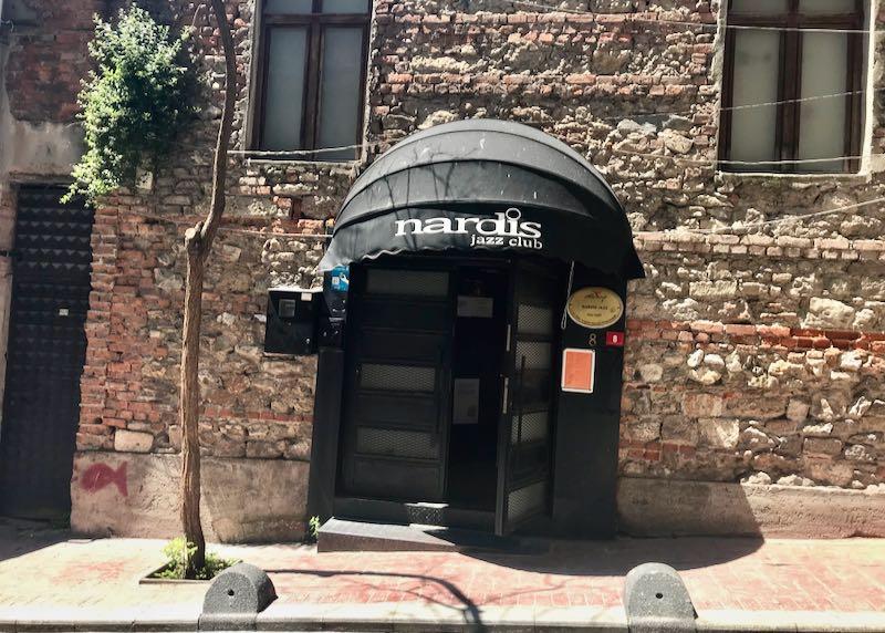 Nardis Jazz Club is very popular.