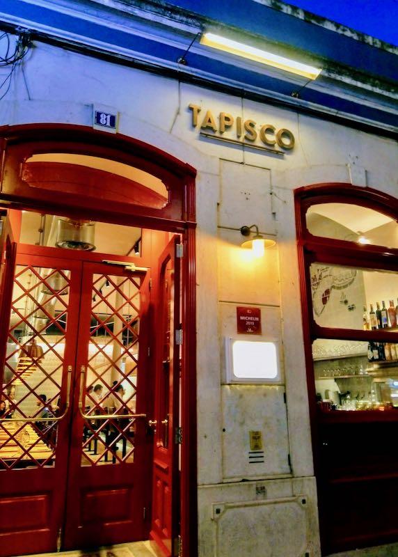 Tapisco serves inventive Spanish-Portuguese fusion.