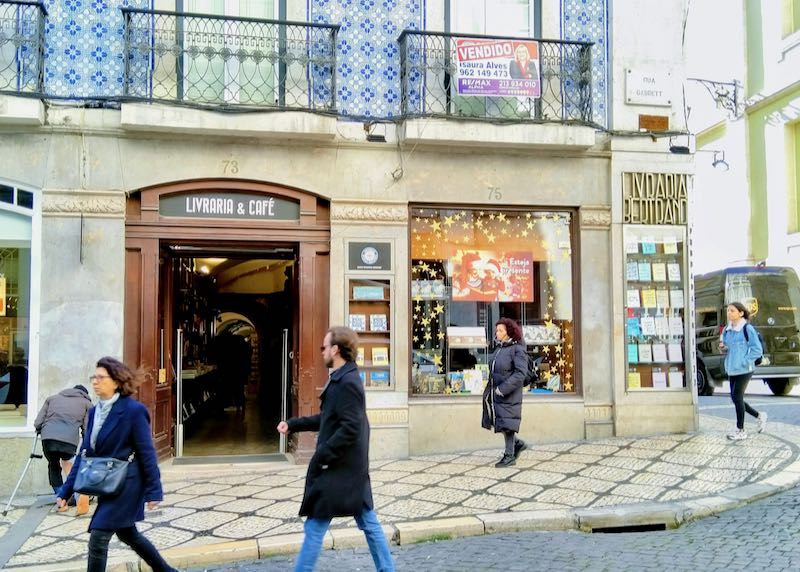Livraria Bertrand is the oldest bookshop in the world.