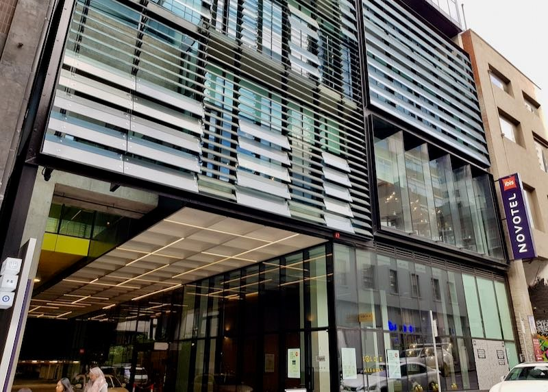 Review of Ibis Melbourne Central Hotel.