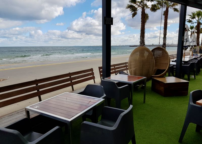 Republica is an iconic beachside bistro and bar.