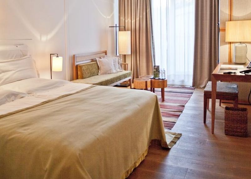 Review of Louis Hotel in Munich, Germany.