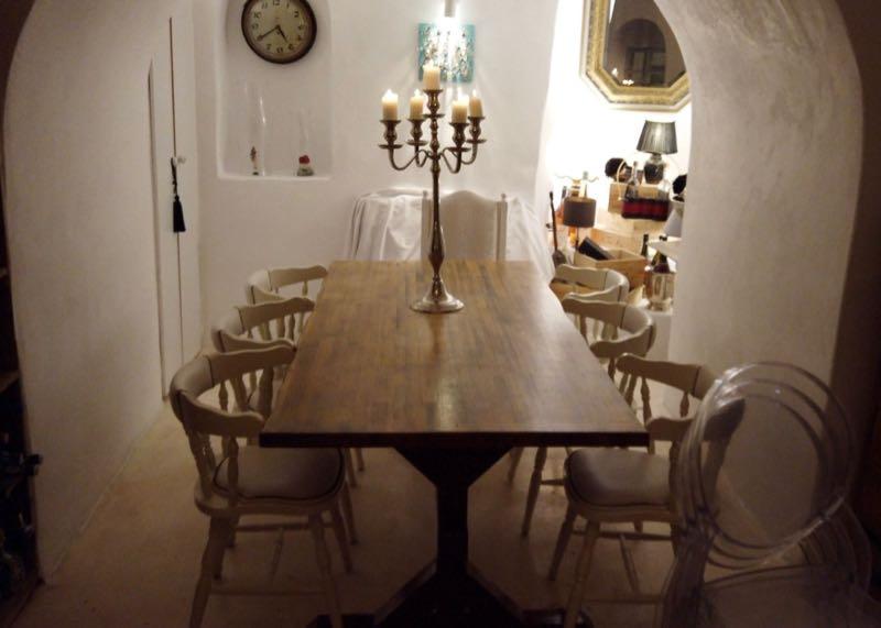 santorini athenian house restaurant private dining